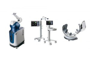 Stryker Mako Robotic Knee Replacement System and implants